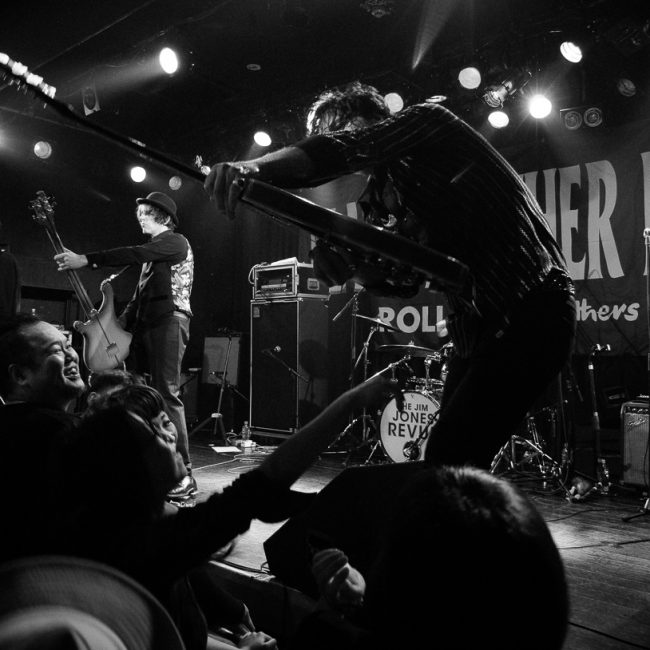 Photographie Live Rock and Roll Jim Jones Revue